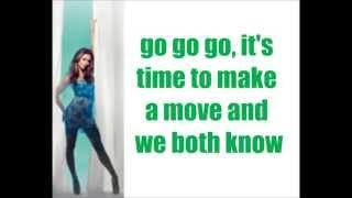 The Saturdays- Up- Lyrics