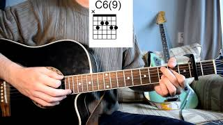 Mac Demarco - Preoccupied Guitar Lesson
