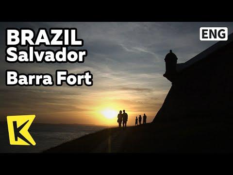 【k】brazil-travel-salvador[브라질-여행-살바도르]식민시대유적-바라요새/santo-antonio-da-barra-fort/afro-brazilian-culture