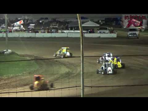 Belleville High Banks - Jayhusker 600cc Wingless Micro Sprint A Feature