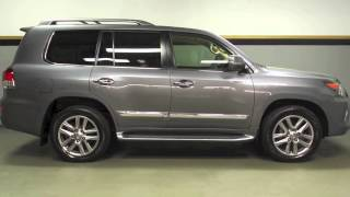 2013 Lexus LX 570 Luxury Package in Richmond, Virginia L140506A