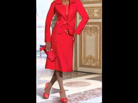 Donna Vinci Women Church Suits And Women Church Hats