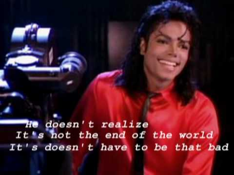 Michael Jackson - Whatever Happens (Lyrics)
