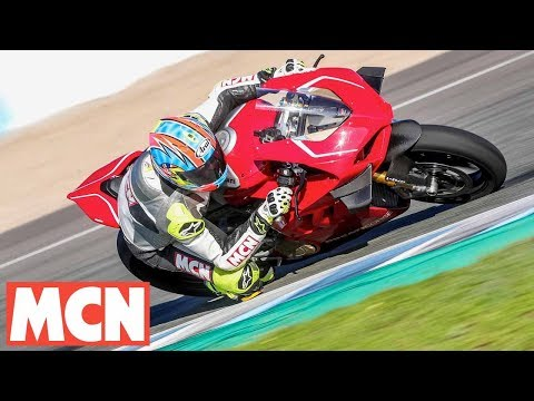 alastair seeley ducati panigale v4 nw200