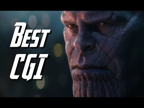 Top 10 Best CGI from this Decade (2010-2019)