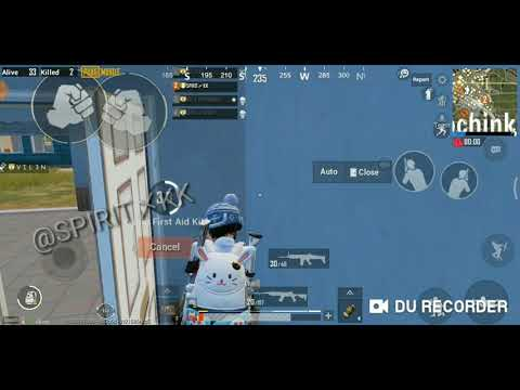 1 Vs 4  Spirit Kk Gaming Game Play PUBG MOBILE