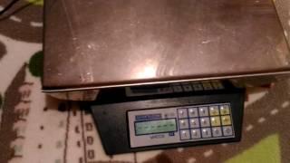 Калібрування Вагового обладнання МІРА ВП 330