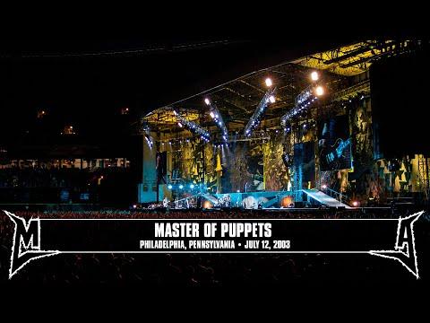 Metallica: Master of Puppets (MetOnTour - Philadelphia, PA - 2003) Thumbnail image
