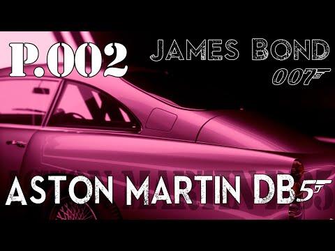 Сборка Aston Martin DB5 - Part 2