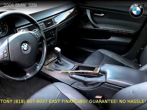 2006 BMW 325i   MAGIC AUTO CENTER OF CANOGA PARK