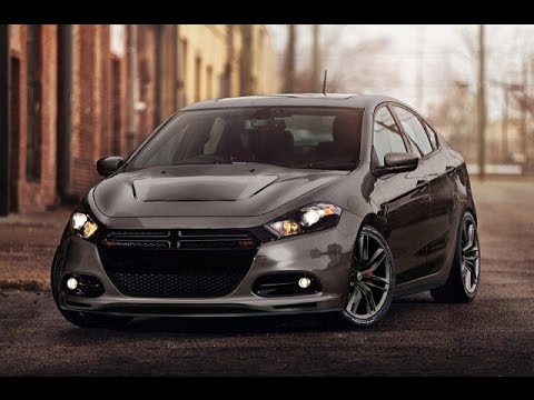 2017 Dodge Dart Gt 2 4l Reviews Youtube