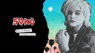 SOKO :: Bad Poetry (Official Audio)