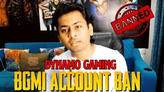 @Dynamo Gaming BGMI ACCOUNT BAN explained By Dynamo   Russian Girls