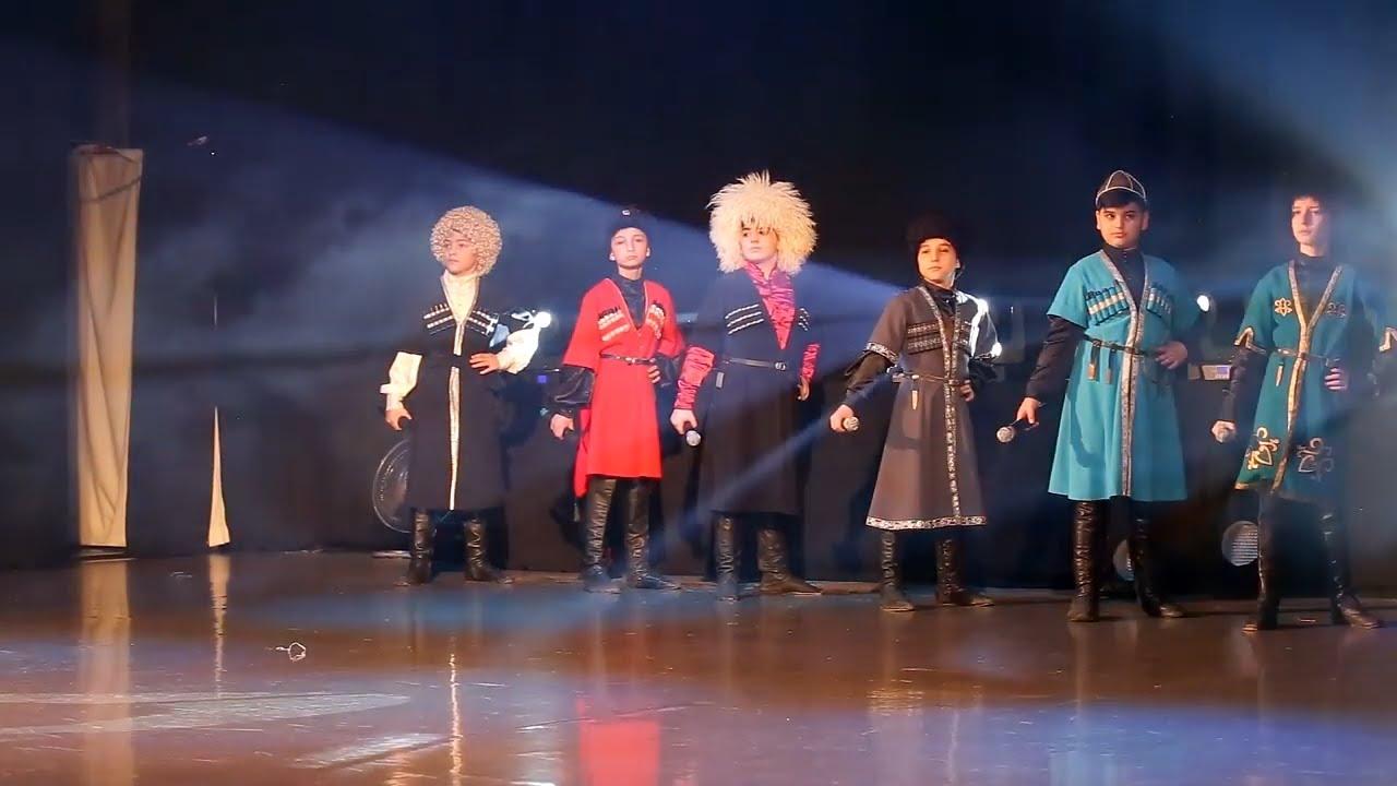 "Группа ""МУЖИКИ"" - ""Наш Кавказ""  © (KALEVRAS 2020)"