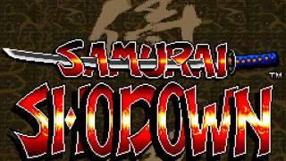 Samurai Shodown Ost (snes)