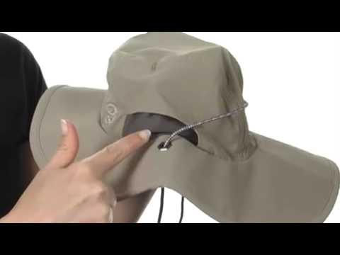 f0fdeb3fdea Mountain Hardwear Women s Talus™ Sun Hat SKU   7883067 - YouTube