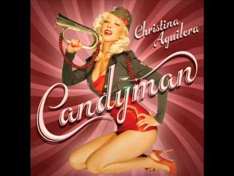 Christina Aguilera - Candyman (Audio)