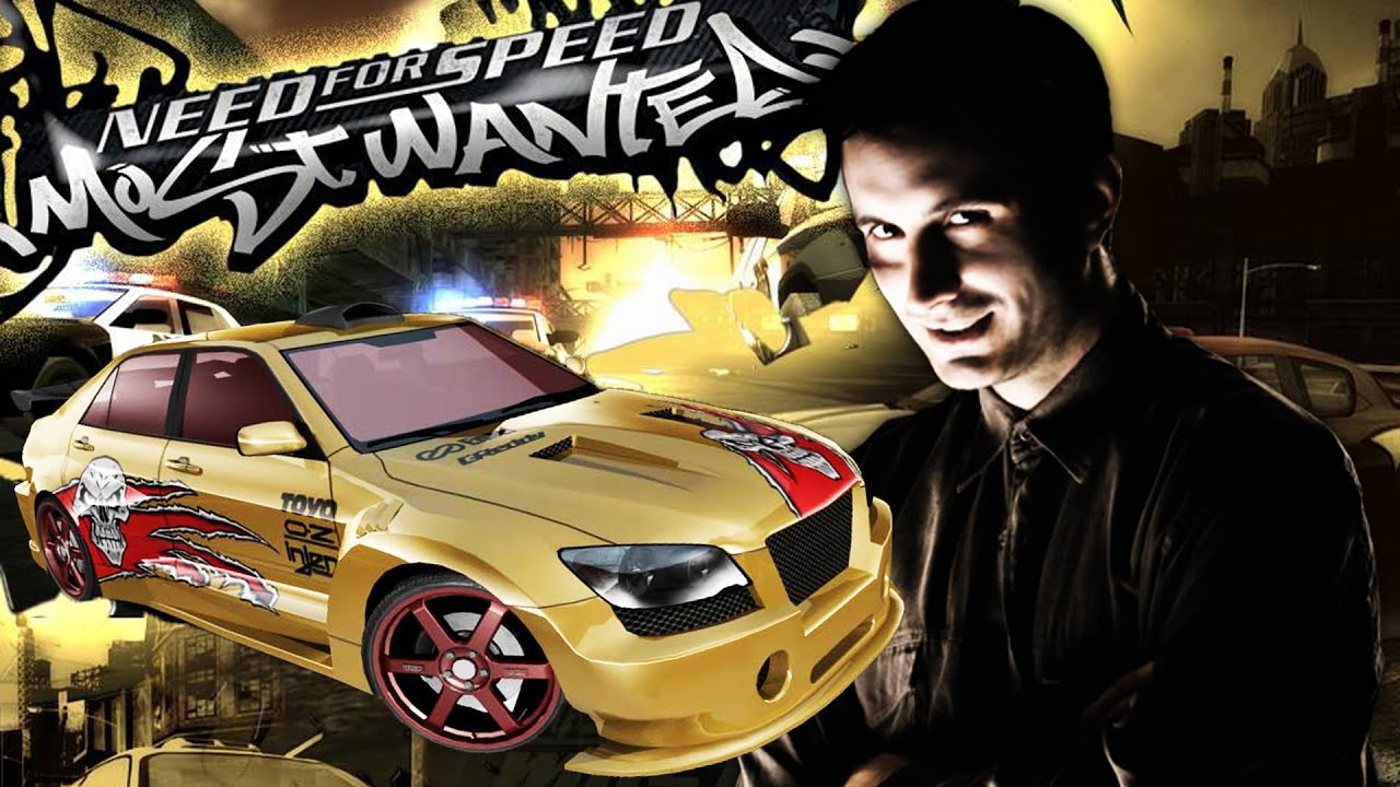 3 Zagrajmy W Need For Speed Most Wanted 2005 Taz
