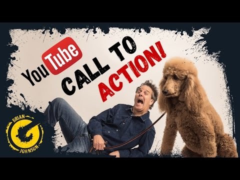 Call To Action In Your Video