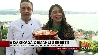 5 DAKİKADA OSMANLI ŞERBETİ!