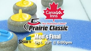Canad Inn's Prairie Classic Mens Final