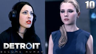 DETROIT: BECOME HUMAN Walkthrough Part 10 - CHLOE