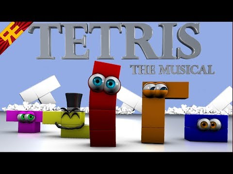 Tetris: The Movie (Game Parody Song)