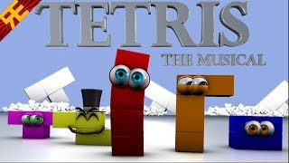Tetris: The Musical (Game Parody Song)