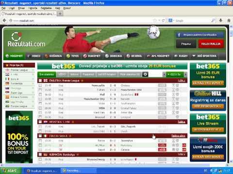 Najbolja stranica za pracenje rezultata ()
