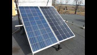 Domowa elektrownia słoneczna Off Grid rozbudowa 004
