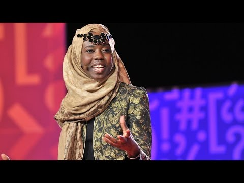 A young poet tells the story of Darfur
