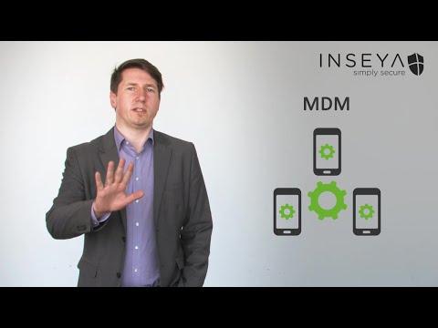 Die 5 wesentlichen Funktionen eines Mobile Device Management (MDM)
