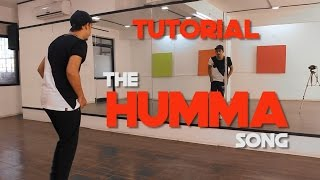 The Humma Song Dance Choreography | Dance Tutorial | The Dance Centre
