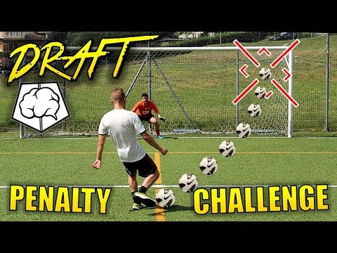 DRAFT PENALTY CHALLENGE! w/BRAINLESS [SPECIALE 40000 ISCRITTI]
