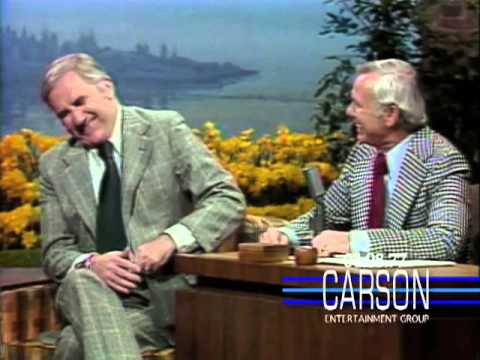 Image result for johnny carson laughing  gif
