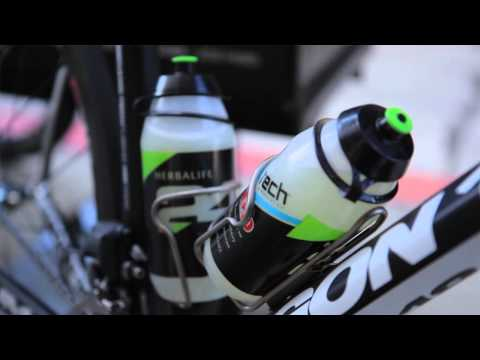 Spidertech Pro Cycling partners with Herbalife - AmazingDiet.com