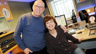 Ken Bruce Says Goodbye to Lynn Bowles