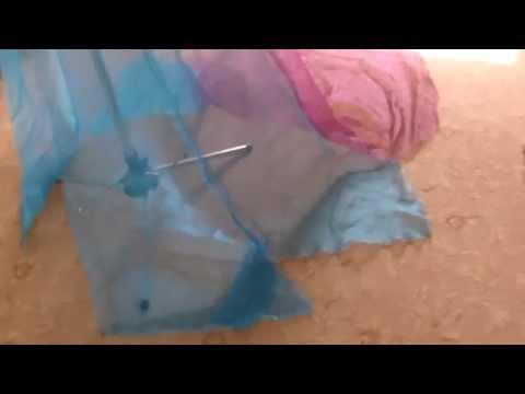 Elsa Frozen Dress Cape tutorial