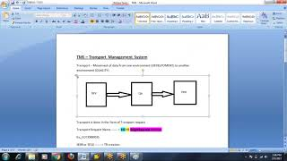 Day 10  - TMS -Transport Management System