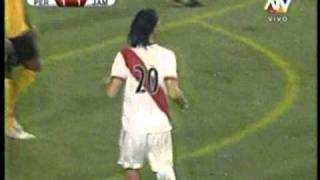 Peru 2 vs 1 Jamaica (07/09/2010)Rumbo a brasil 2014 HQ