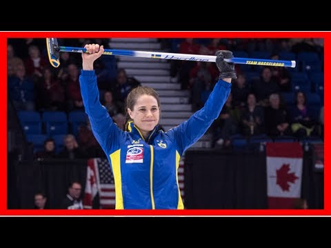 Breaking News | Sverige till final i curling-VM