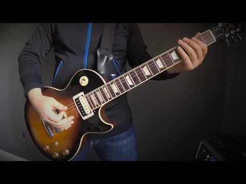 Guitar Cover (Audioslave - Show Me How To Live)