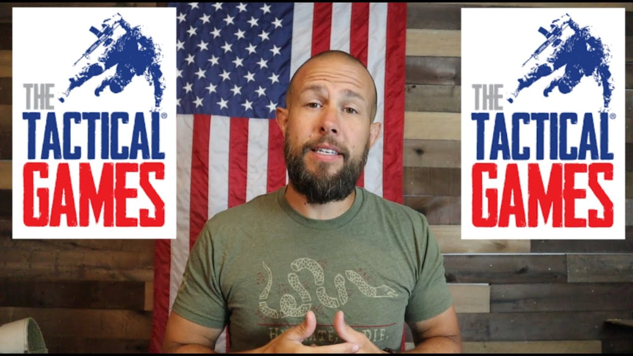 The Tactical Games Preparation \ One Month Out \ August 8th & 9th 2020 in Moneroeton, PA