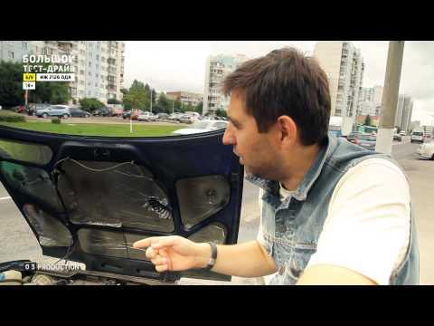 ИЖ 2126 Ода - Большой тест-драйв (б/у) / Big Test Drive