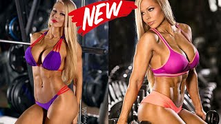 ZSUZSANNA TOLDI ✨ Toldi IFBB Pro ✨ Fitness Gym Workout Routines for Women [Fitness Gym]