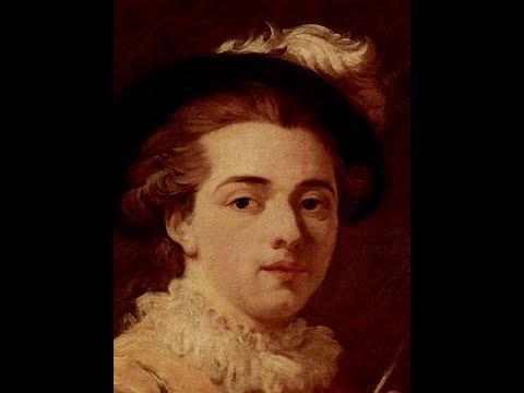 Жан Оноре Фрагонар, французский, живописец путешествуем с Ларуссия