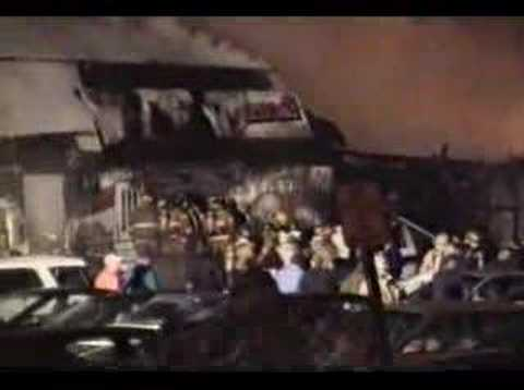 The Station Rhode Island Fire