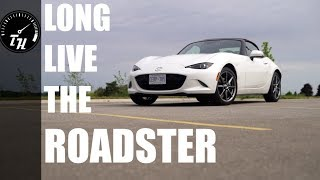 2018 Mazda MX-5 GT // A Miata with a Cherry On Top