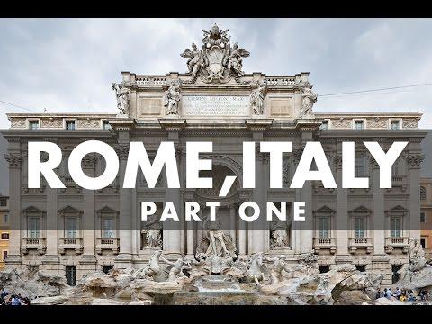 Rome Italy 2017 | Europe Travel (Part 1)