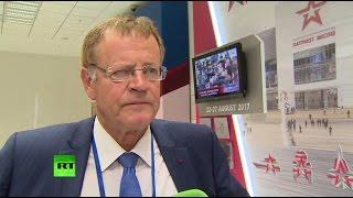 Директор IRIS: Направленная на демонизацию России политика НАТО ошибочна